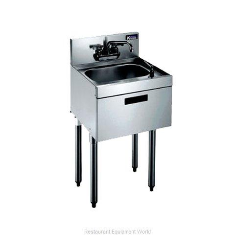 Krowne KR21-18DST Underbar Hand Sink Unit