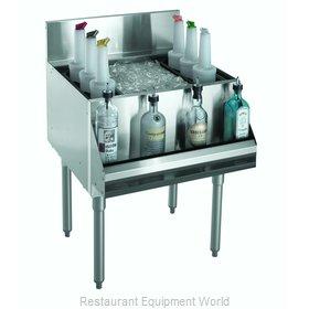 Krowne KR21-24DP Underbar Ice Bin/Cocktail Unit