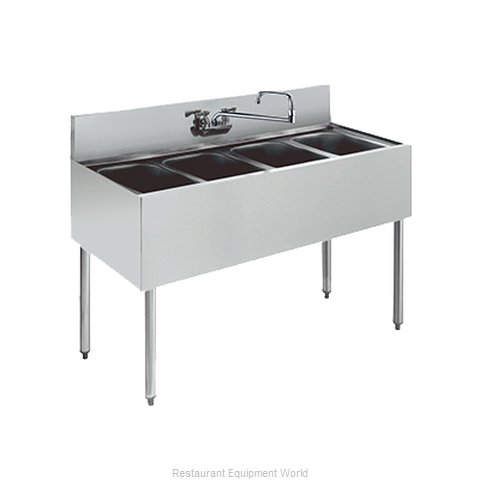 Krowne KR21-44C Underbar Sink Units (Magnified)