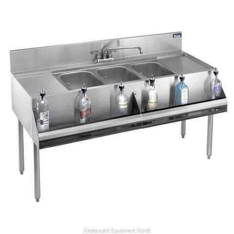 Krowne KR21-73C Underbar Sink Units