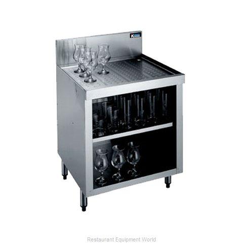 Krowne KR21-GSB3 Underbar Glass Rack Storage Unit