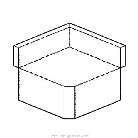 Krowne KR21-RC Underbar Angle Filler