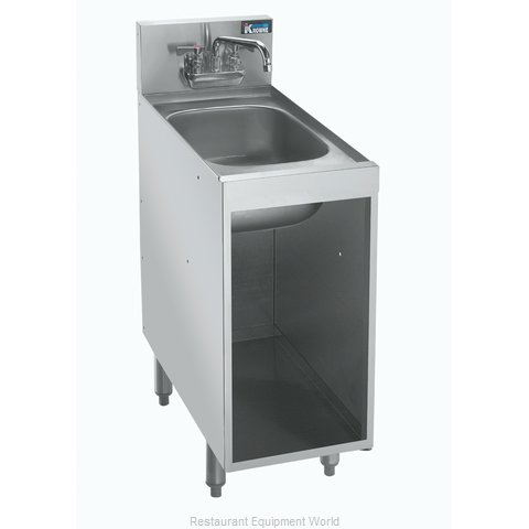 Krowne KR21-SD12C Royal Storage Cabinet Sink
