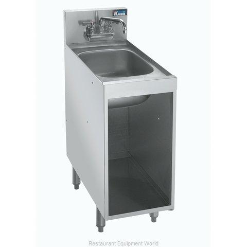 Krowne KR21-SD12C Underbar Hand Sink Unit