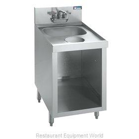 Krowne KR21-SD18C Underbar Hand Sink Unit