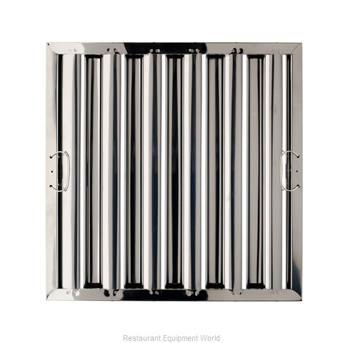 Krowne S2520 Exhaust Hood Filter (Magnified)
