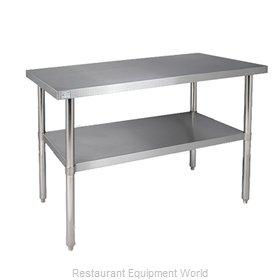 Klinger's Trading Inc. 16G AST 2496 Work Table,  85
