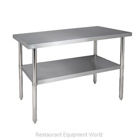 Klinger's Trading Inc. 16G AST 3048 Work Table,  40