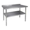 Mesa de Trabajo, 91cm (36 pulgadas) <br><span class=fgrey12>(Klinger's Trading Inc. BSG 2436 Work Table,  36