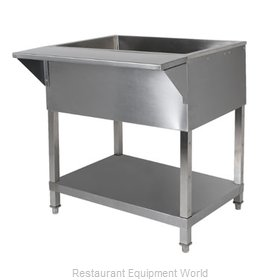 Klinger's Trading Inc. CP-4 Serving Counter, Cold Food