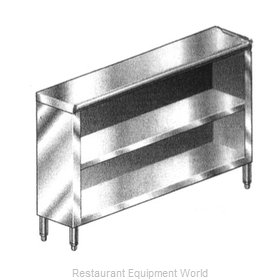 Klinger's Trading Inc. DC-15X72 Dish Cabinet