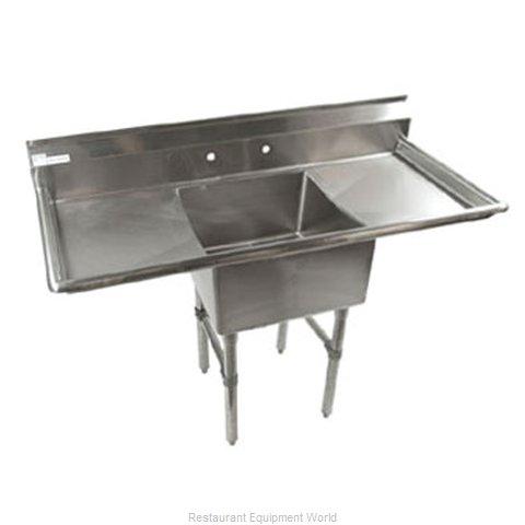 Klinger's Trading Inc. ECS-1-2D Sink, (1) One Compartment