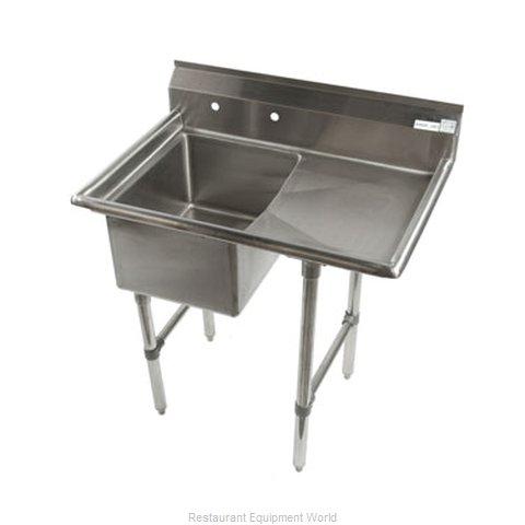 Klinger's Trading Inc. ECS1DR Sink, (1) One Compartment