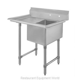 Klinger's Trading Inc. EIT1DL24 Sink, (1) One Compartment