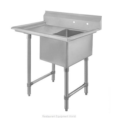 Klinger's Trading Inc. HDS1DL Sink, (1) One Compartment