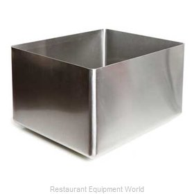 Klinger's Trading Inc. UMS-20X20 Sink Bowl, Weld-In / Undermount