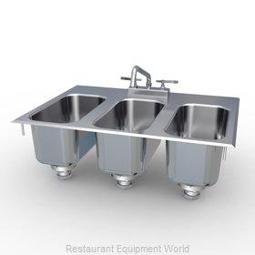 LaCrosse CS3DI Sink, Drop-In