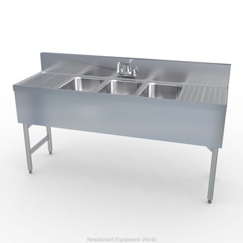LaCrosse SD53C Underbar Sink Units