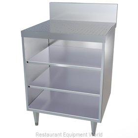 LaCrosse SK24GR-DB Underbar Glass Rack Storage Unit