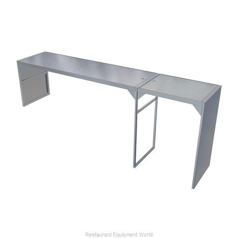 LaCrosse SS72 Overshelf, Table-Mounted