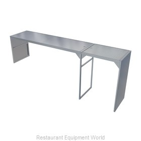 LaCrosse SS72 Overshelf, Table-Mounted