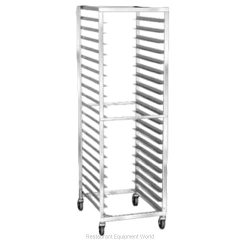 Lakeside 125 Rack Mobile Bun Sheet Pan 18 x26