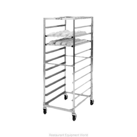 Lakeside 155 Rack Mobile Bun Sheet Pan 18 x26
