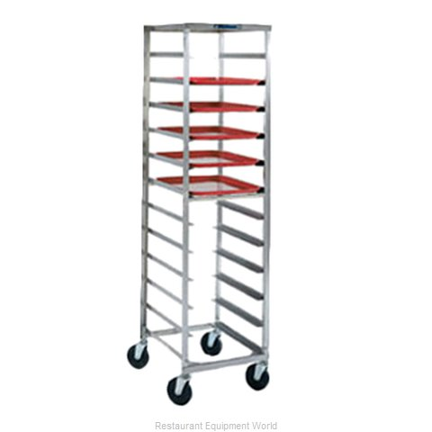 Lakeside 168 Rack Mobile Tray Single Compartment