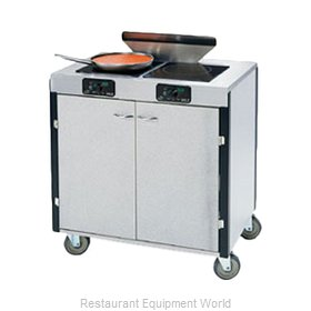 Lakeside 2075 Induction Hot Food Serving Counter