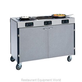 Lakeside 2080 Induction Hot Food Serving Counter