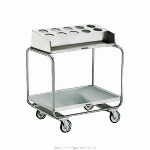 Lakeside 213 Tray and Silver Cart