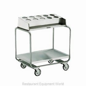 Lakeside 213 Flatware & Tray Cart