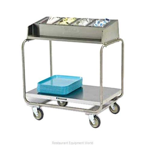 Lakeside 214 Flatware & Tray Cart