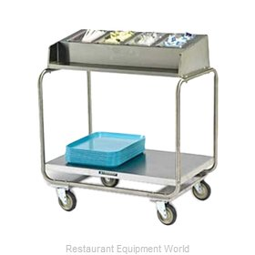 Lakeside 216 Flatware & Tray Cart
