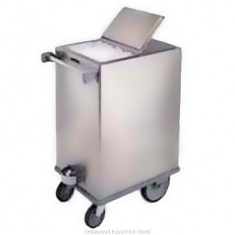 Lakeside 240 Ice Bin / Ice Caddy , Mobile