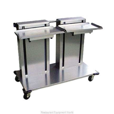 Lakeside 2814 Dispenser Tray Rack (Magnified)