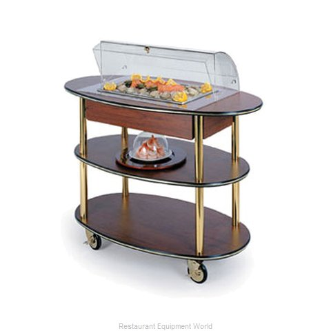 Lakeside 36306 Cart, Dining Room Service / Display