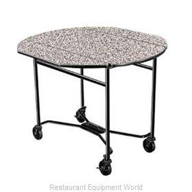 Lakeside 412 Room Service Table
