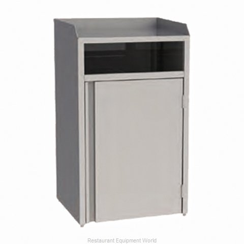 Lakeside 4310 Trash Receptacle, Cabinet Style
