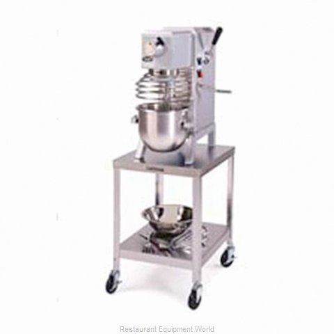 Lakeside 515 Equipment Stand, for Mixer / Slicer