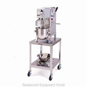 Lakeside 518 Equipment Stand, for Mixer / Slicer
