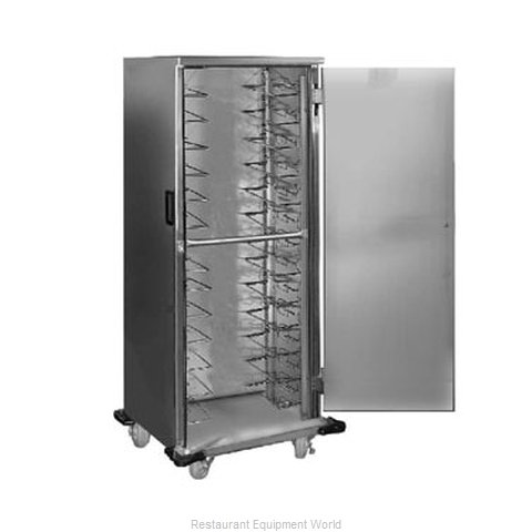 Lakeside 6540 Bun Pan Rack Cabinet Mobile Enclosed