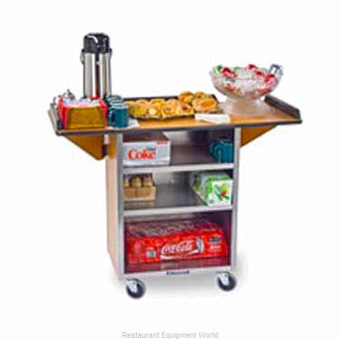 Lakeside 672 Beverage Coffee Cart (Magnified)