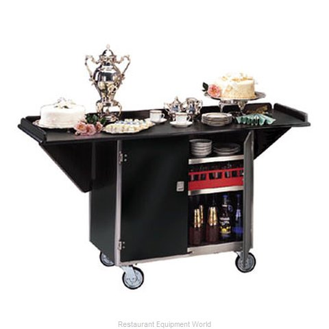 Lakeside 675 Beverage Service Cart