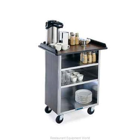 Lakeside 681 Beverage Coffee Cart (Magnified)