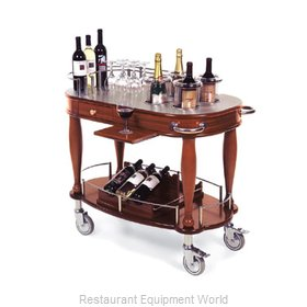 Lakeside 70038 Cart, Liquor Wine