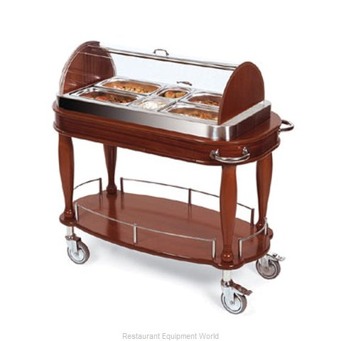 Lakeside 70162 Cart, Dining Room Service / Display