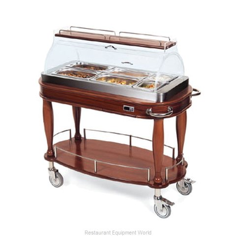 Lakeside 70180 Cart, Dining Room Service / Display