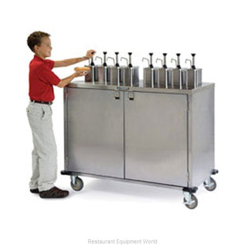 Lakeside 70200 Cart, Condiment