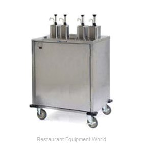 Lakeside 70220 Cart, Condiment
